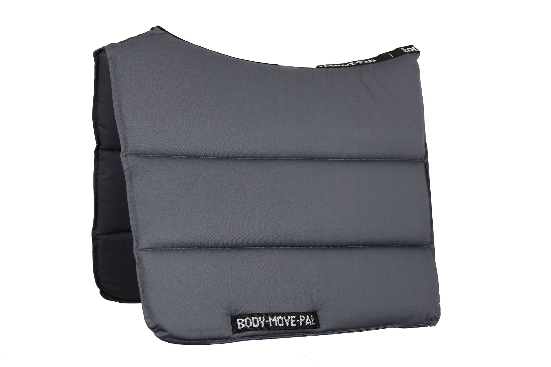 Body Move Pad Dressur PRO CORRECTION, Grau