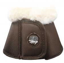 Hufglocken Fake Sheep, mocha/natur