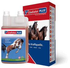 GladiatorPLUS Pferd 1000 ml