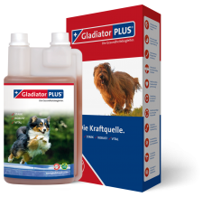 GladiatorPLUS Hund 1000 ml