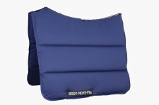 Body Move Pad Dressur Basic, Blau