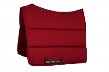 Body Move Pad Dressur Basic, Bordeaux