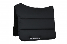Body Move Pad Dressur PRO CORRECTION, Schwarz